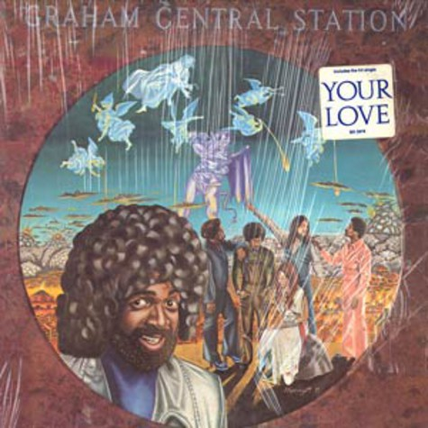 Graham Central Station - Ain't no'bout-a-doubt it