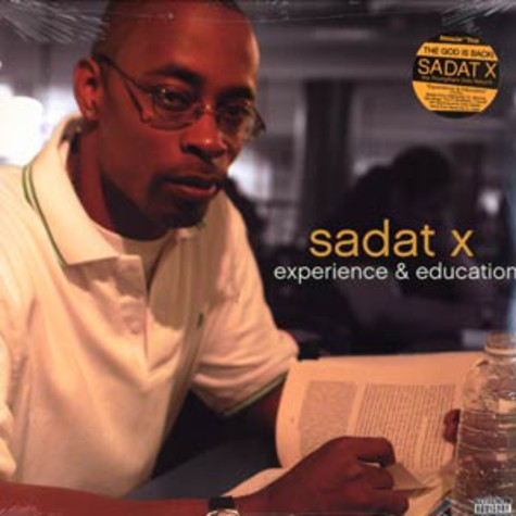 Sadat X - Experience & education