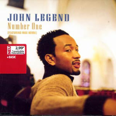 John Legend - Number one feat. Max Herre