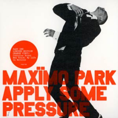 Maximo Park - Apply some preassure 2 part1