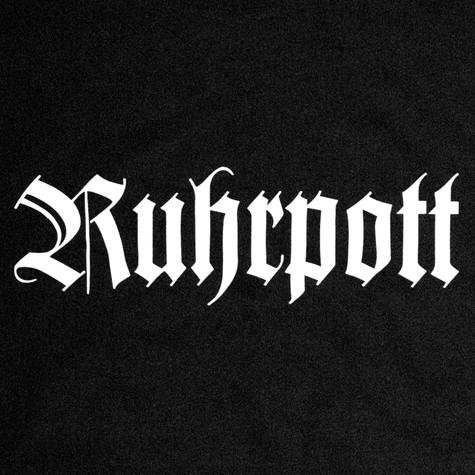 Selfmade Records - Ruhrpott logo sweater