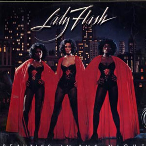 Lady Flash - Beauties in the night