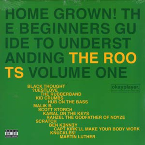 Roots, The - Home grown volume 1