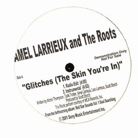 Amel Larrieux & The Roots - Glitches (the skin you're in)