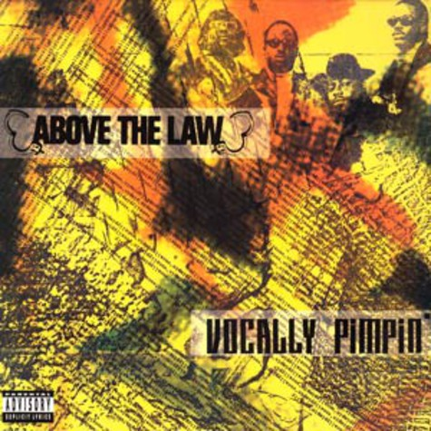 Above the Law - Vocally pimpin EP