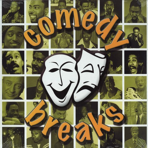 V.A. - Comedy breaks