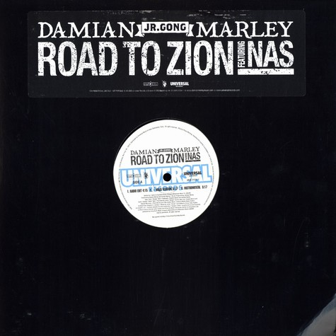 Damian Marley - Road To Zion Feat. Nas