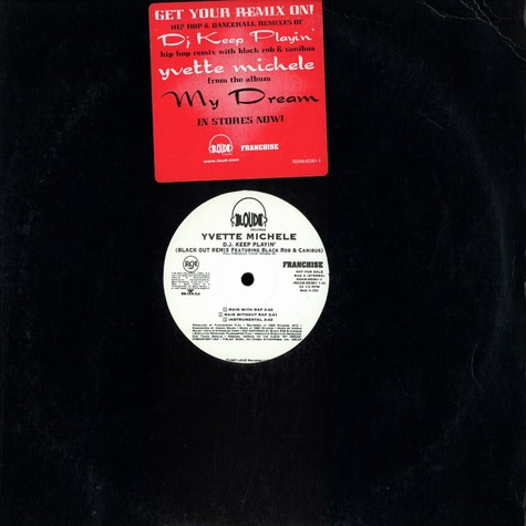 Yvette Michele - DJ keep playin remix feat. Canibus & Black Rob