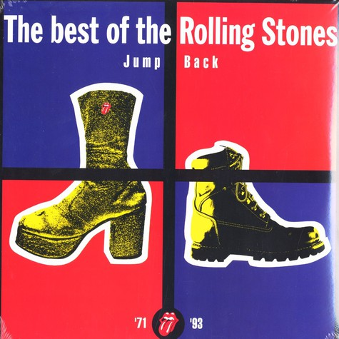 Rolling Stones, The - Jump back