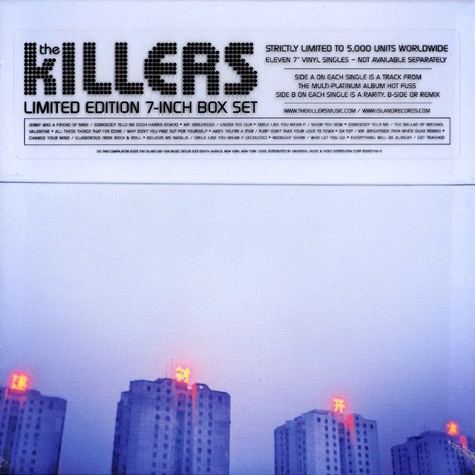 Killers, The - Limited edition 7-inch box set
