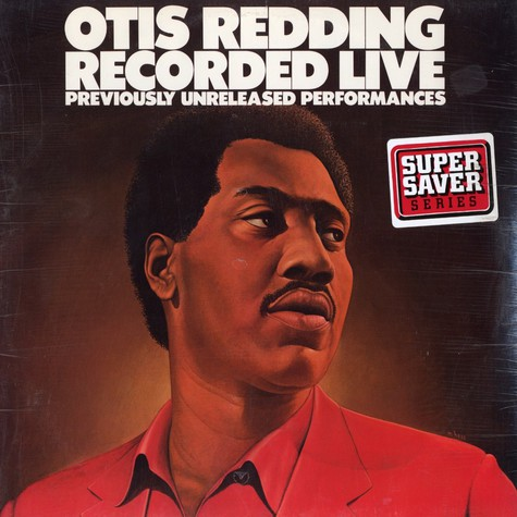 Otis Redding - Recorded live
