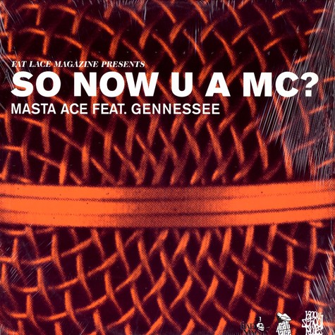 Masta Ace - So now u a mc ? feat. Gennessee
