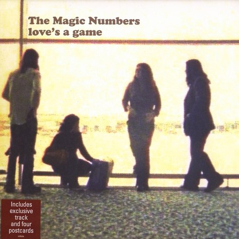 Magic Numbers, The - Love's a game