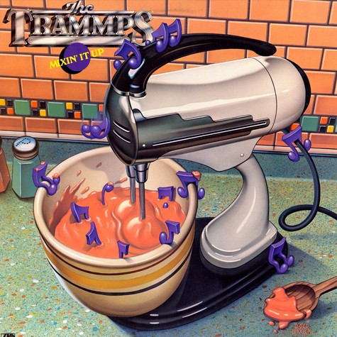 Trammps, The - Mixin' It Up