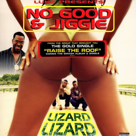 No Good & Jiggie - Lizard lizard
