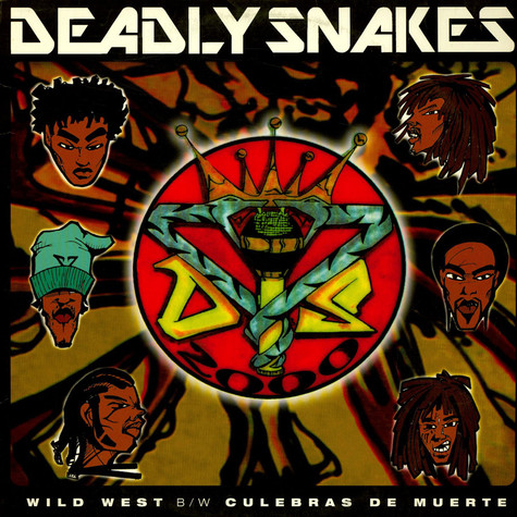 Deadly Snakes - Wild west