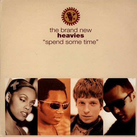 Brand New Heavies, The - Spend Some Time