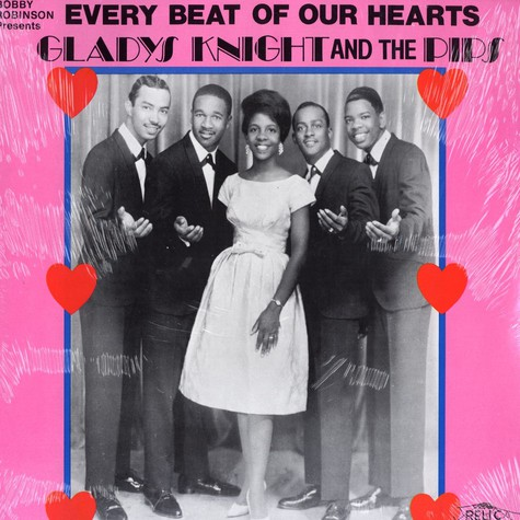 Gladys Knight & The Pips - Every beat of our hearts