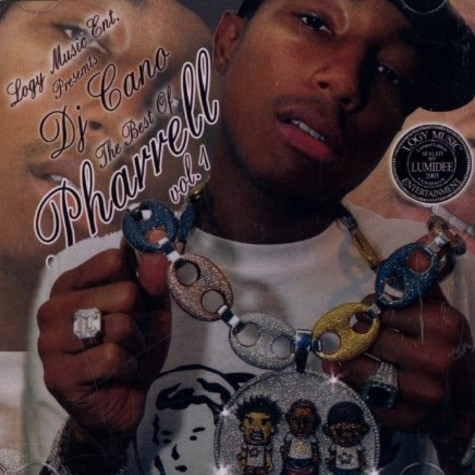 DJ Cano - The best of Pharrell volume 1