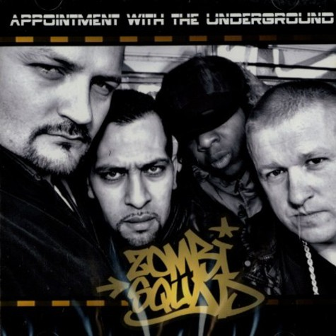 Zombi Squad - Appointment with the underground