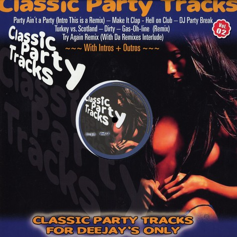 Classic Party Tracks - Volume 2