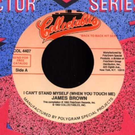James Brown - I Can't Stand Myself When You Touch Me