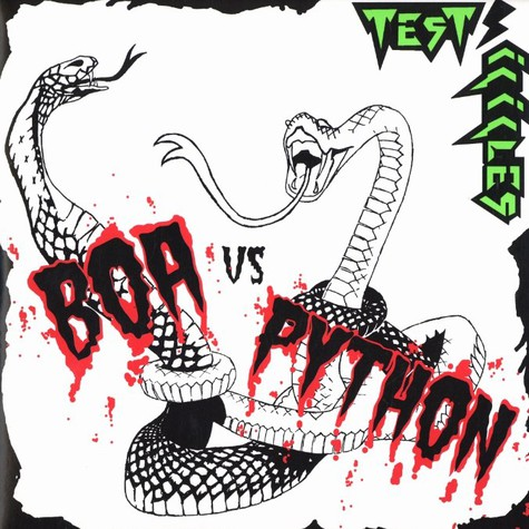 Test Icicles - Boa vs pythons