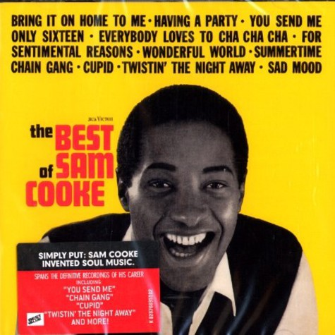 Sam Cooke - The best of ...
