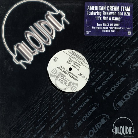 American Cream Team - It's not a game feat. Raekwon & RZA