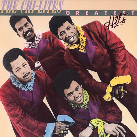 Chi-Lites, The - Greatest Hits