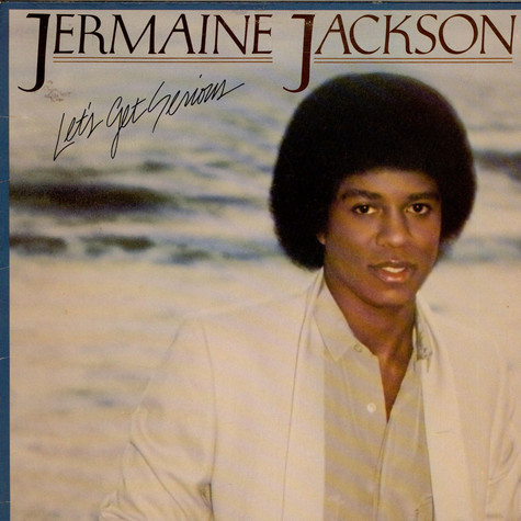 Jermaine Jackson - Let's Get Serious