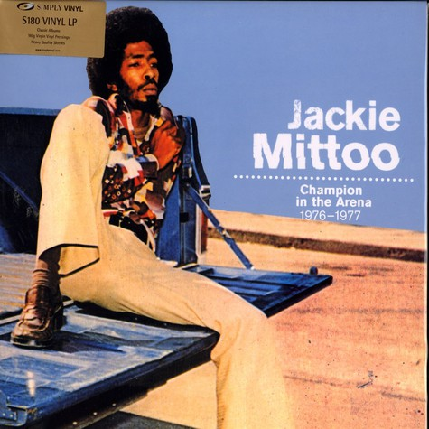 Jackie Mittoo - Champion in the arena 1976-1977