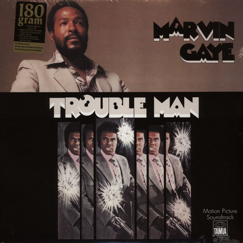 Marvin Gaye - OST Trouble man