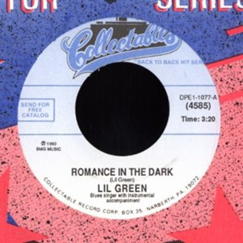 Lil Green - Romance in the dark