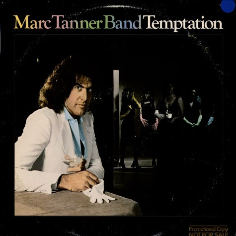 Marc Tanner Band - Temptation