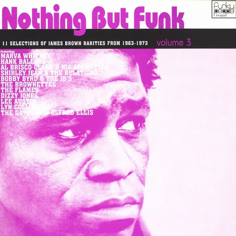 V.A. - Nothing but funk Volume 3