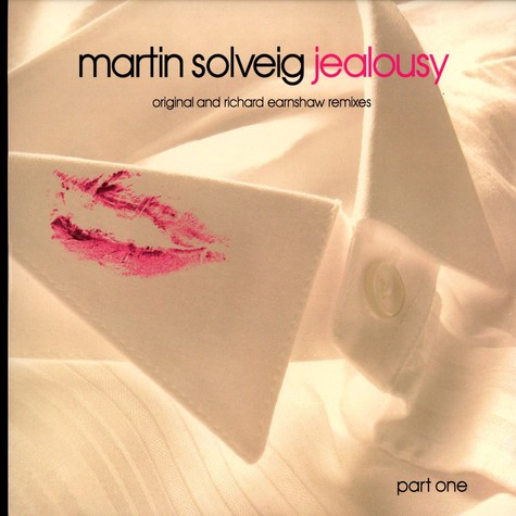 Martin Solveig - Jealousy original + mix
