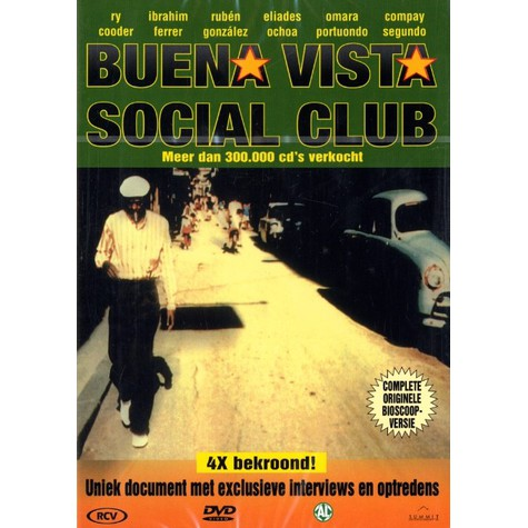 Buena Vista Social Club - Buena Vista Social Club the DVD
