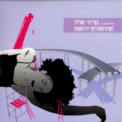 V.A. - The trip - created by Saint Etienne