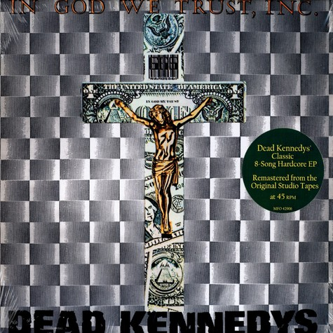 Dead Kennedys - In god we trust EP