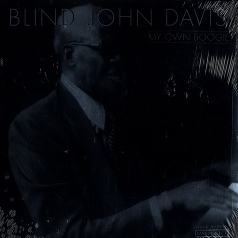 Blind John Davis - My own boogie