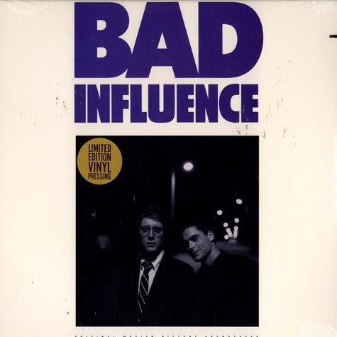 V.A. - OST Bad influence