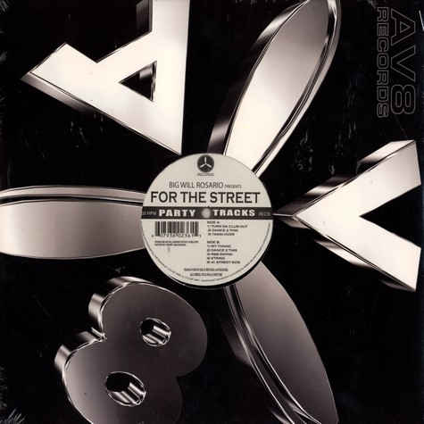 Big Will Rosario - For the street