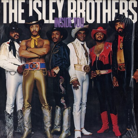 Isley Brothers - Inside you