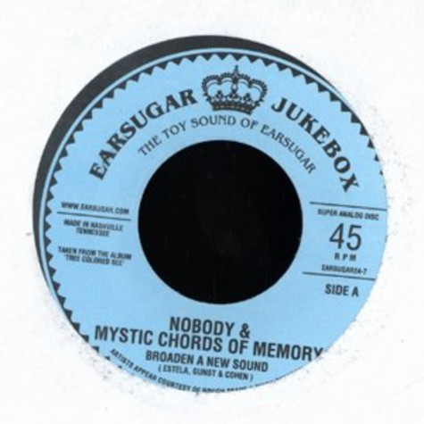 Nobody & Mystic Chords Of Memory - Broaden a new sound