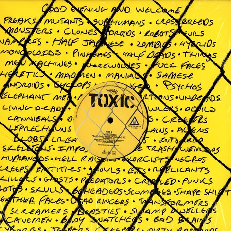 V.A. - Toxic sampler volume 1