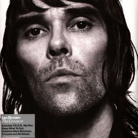 Ian Brown - The greatest