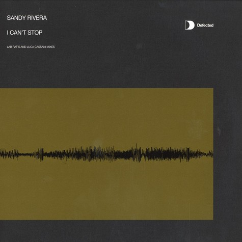 Sandy Rivera - I can't stop remixes