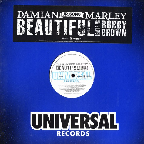 Damian Marley - Beautiful feat. Bobby Brown