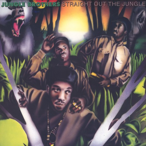 Jungle Brothers - Straight out the jungle